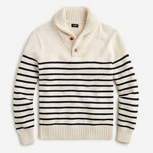 ✨NWT @ 40% MSRP✨J. CREW // Shawl-collar sweater